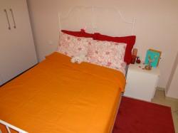 Κουβέρτα Πικέ Πορτοκαλί