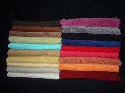 Ριχτάρι Σενιλ Μονοχρωμο 21 Χρωματα